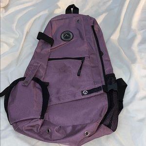 Aurorae's Multi-Purpose Sling Yoga Backpack